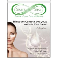 Collagen Eye Contour Konjac Mask