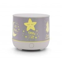 Milia Ultrasonic Diffuser + Carrousel Decor