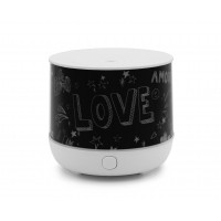 Milia Ultrasonic Diffuser + Love Decor