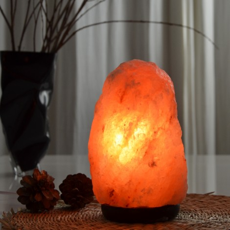 Himalayan Salt Crystal Lamp from 2 to 3 kg