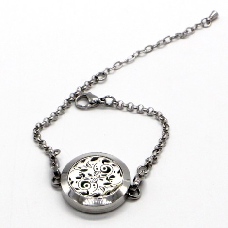 Enchanted Forest Aromatherapy Bracelet