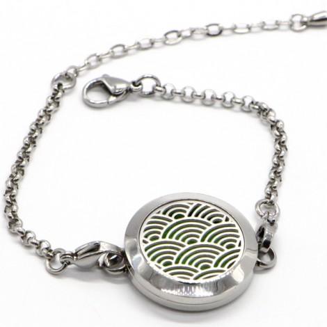 Zen Wave Aromatherapy Bracelet