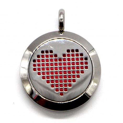 Aum Aromatherapy Necklace