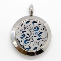 Aum Aromatherapy Necklace