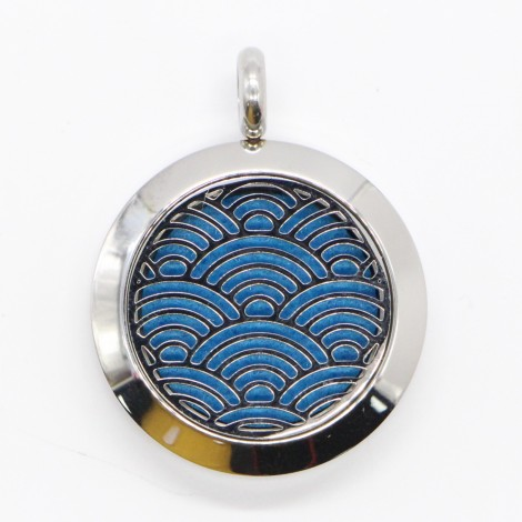 Zen Wave Aromatherapy Necklace