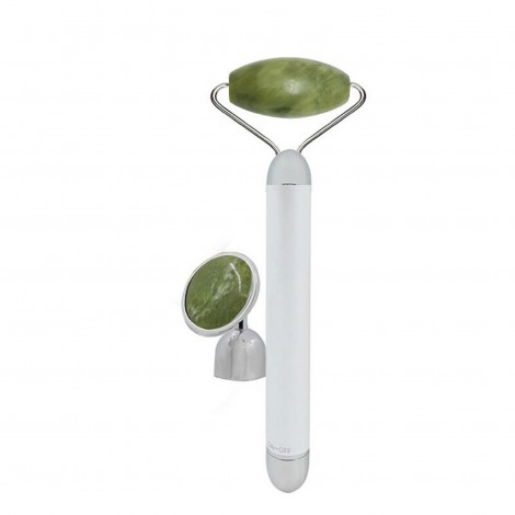 Aventurine Electric Face Massager