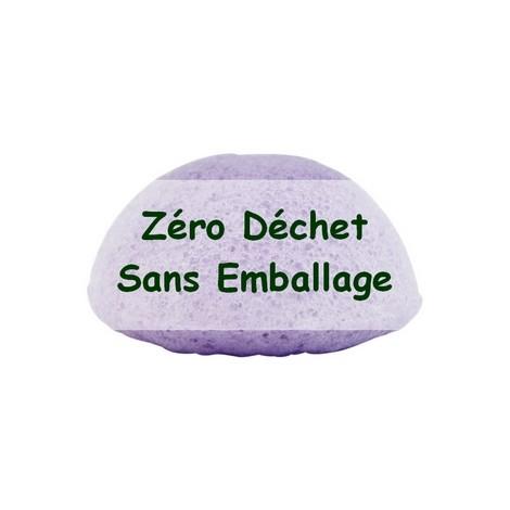 Zero Waste Konjac Sponge with Lavender