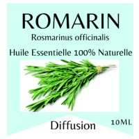 Essential oil 100% Pure and Natural ROSEMARY