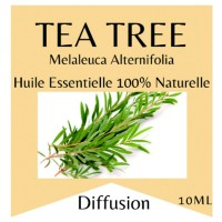 Essential oil 100% Pure and Natural TEA TREE - 10 ml
