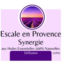 Synergistic oils Provence