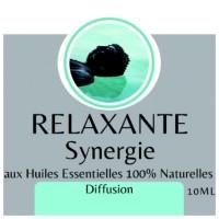 Synergistic oils MEDITATION - 10 ml