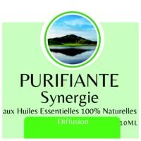 Synergistic oils STIMULATING - 10 ml