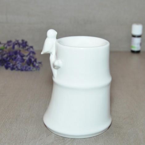 Brûle parfum en céramique - BAMBOU