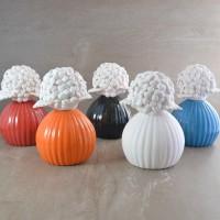 Reed ceramic diffuser - HORTENSIA
