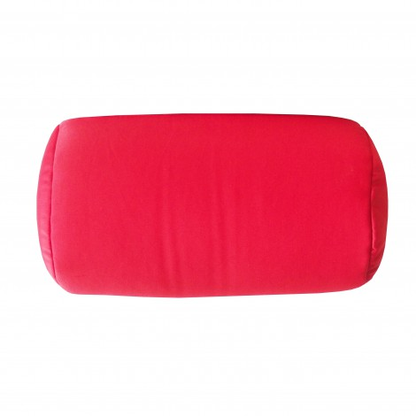 Micro beans pillow Red