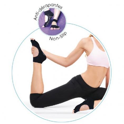 Paire de Chaussettes Yoga