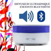 Diffuseur ultrasonique Bluetooth - OIA