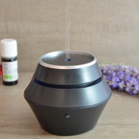 Ultrasonic aroma diffuser - Sirea Black