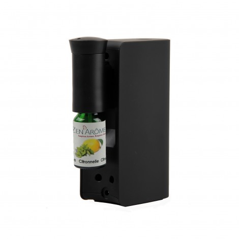 Nebulizing essential oil diffuser - MOBYSENS Black
