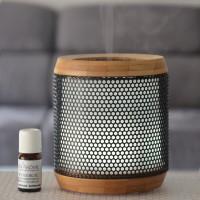 Ultrasonic aroma diffuser - ELIPSIA