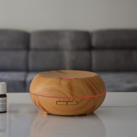 Ultrasonic diffuser - WOODY