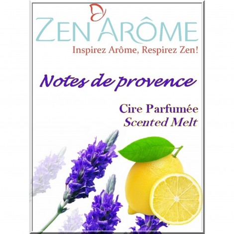 Cire Parfumée Notes de Provence