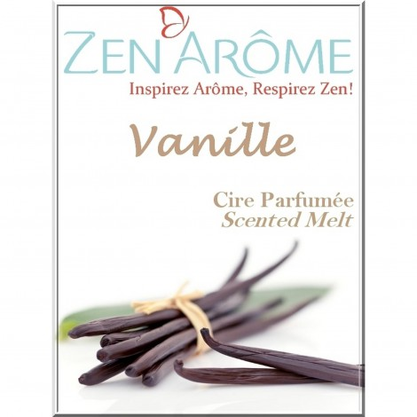 Cire Parfumée Vanille