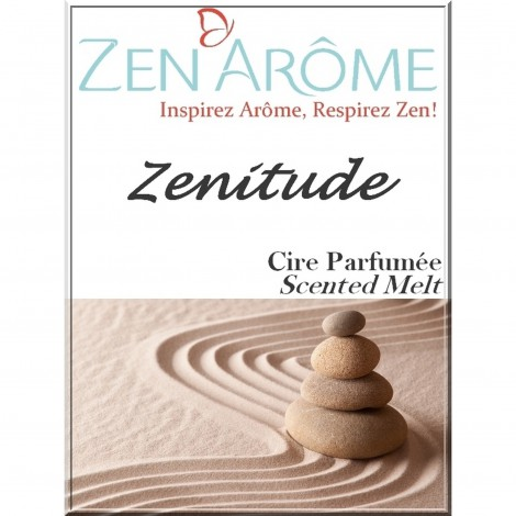 Perfumed Wax - Zenitude