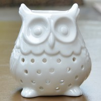 Ceramic oil burner - Hibou