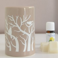 Ceramic oil burner - Treebee