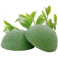 Konjac Songe special Green Tea Eyes