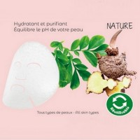 Konjac nature mask